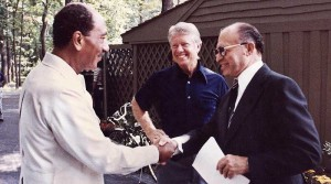 Camp David peace Talks, 1978