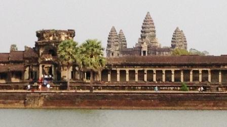 Travel Angkor